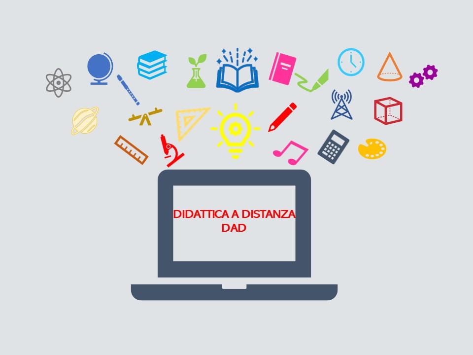 Attivazione Didattica  a Distanza Scuola Primaria e Secondaria