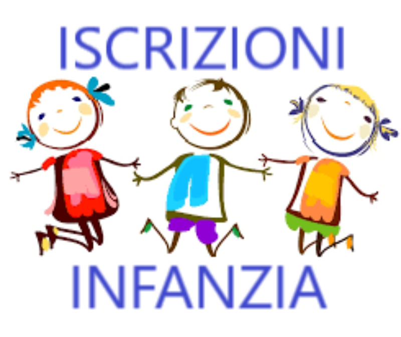 Iscrizioni  Scuola Infanzia a.s. 2021/22
