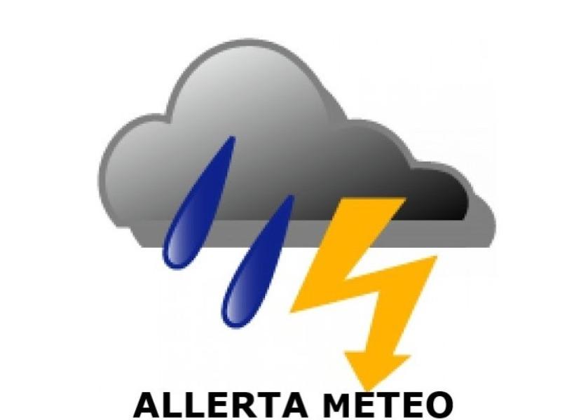 Chiusura scuole per allerta meteo il giorno 28 settembre 2020