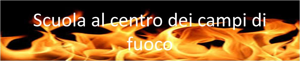 Logo - Scuola al centro dei campi di fuoco