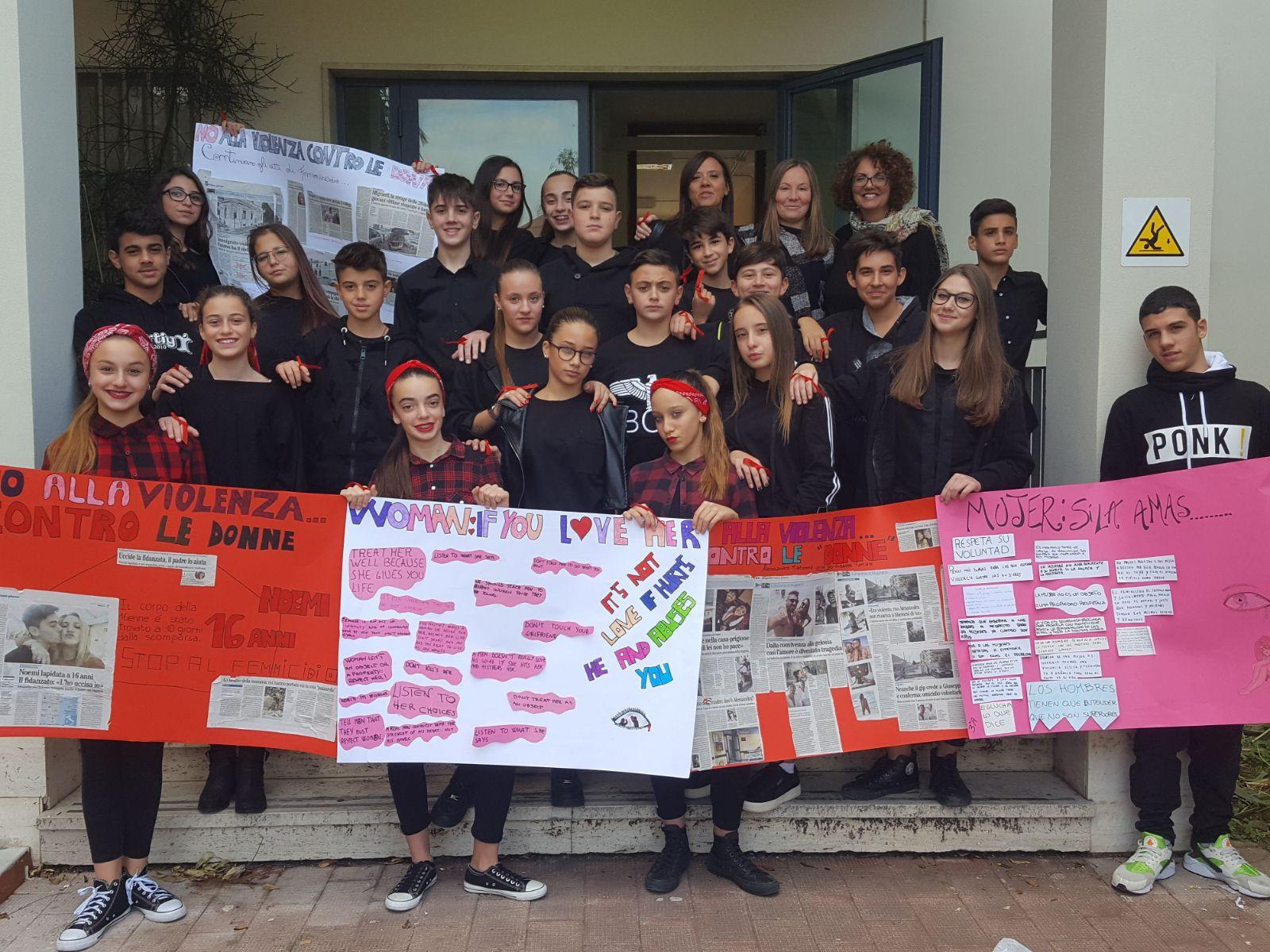 III A - Giornata nazionale contro la violenza sulle donne