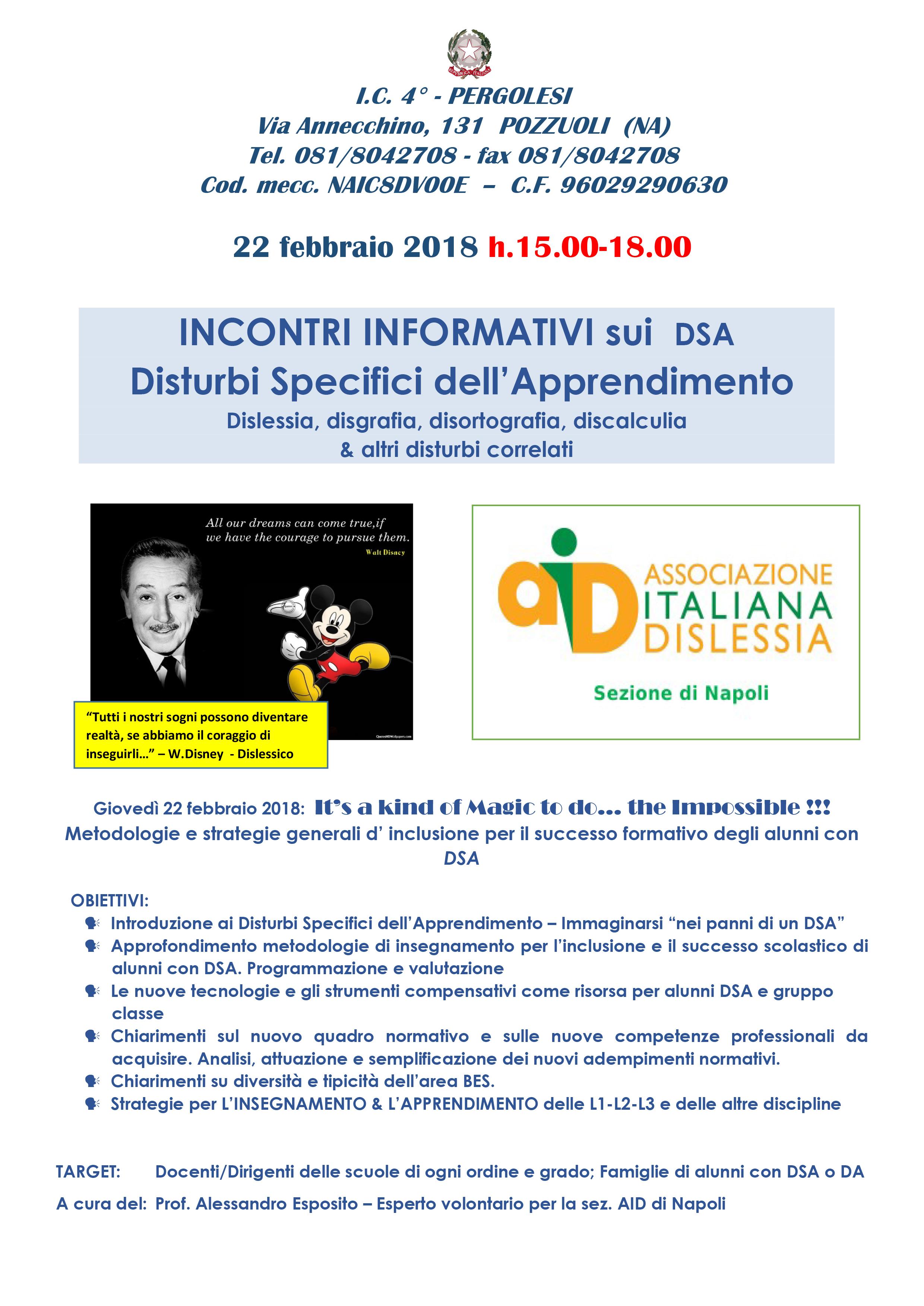 Seminario Formativo-Informativo D.S.A.