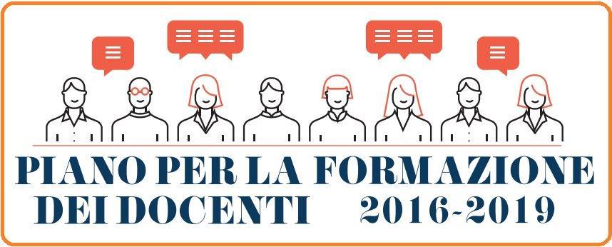 Logo Formazione docenti 2016-2019