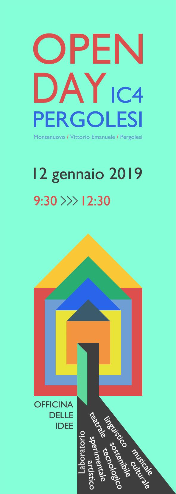 Locandina Open Day 2019